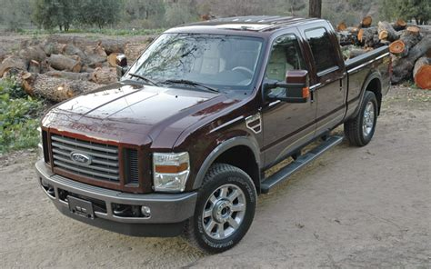 how do cars engines work 2009 ford f250 interior lighting 2009 ford f 250 super duty tow test motor trend