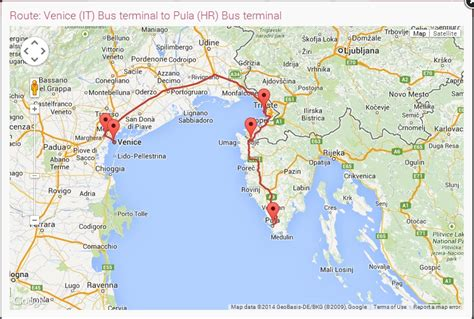ferry venice to croatia bus from italy to croatia timetables and travel options