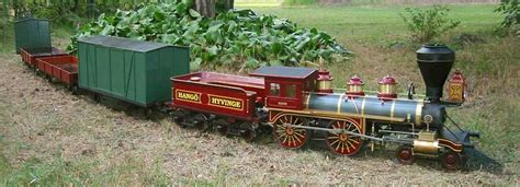 ride on backyard trains backyard railroad wikipedia