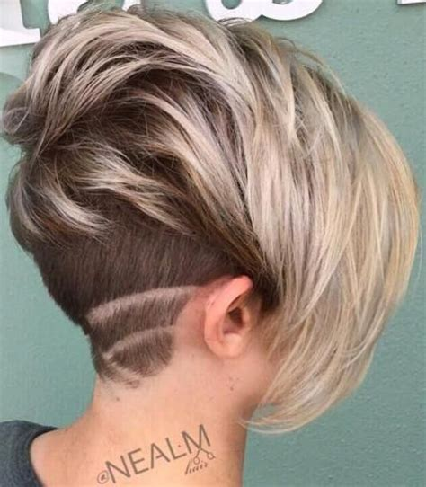 dimensional shag hairstyle 40 short shag hairstyles that you simply can t miss nape
