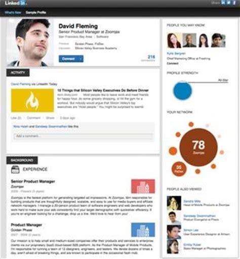 Modelo Curriculum Linkedin Ejemplos Cv Linkedin Modelo Curriculum