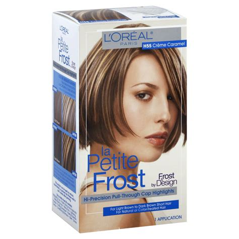 Silver Hair Frosting Kit | revlon frost and glow to blend gray hairstylegalleries com