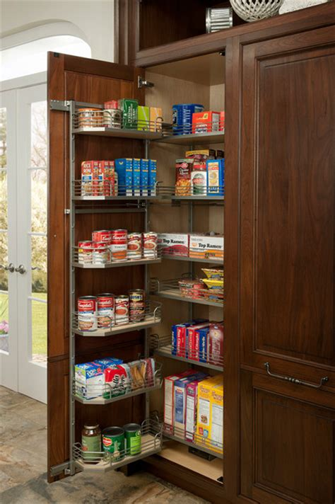 Chef Pantry by Tandem Chef S Pantry Traditional Kitchen Other Metro By Wood Mode Custom Cabinetry