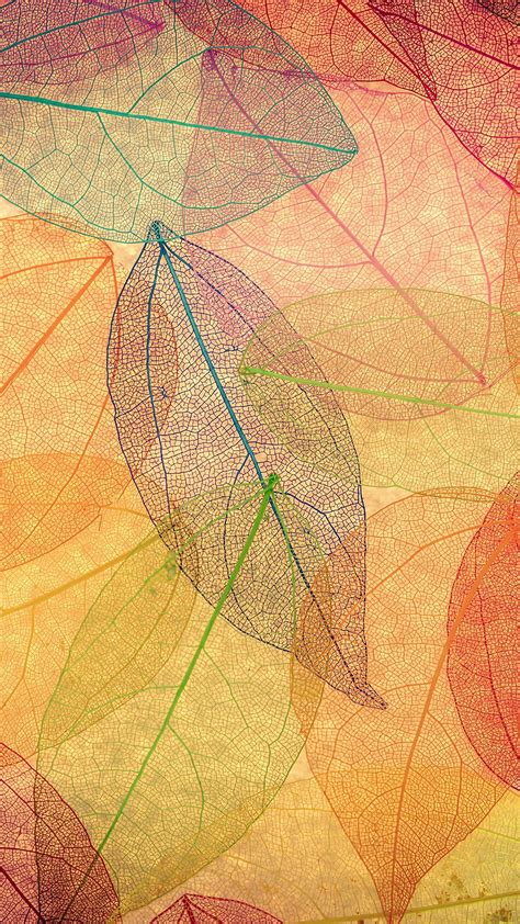 nature pattern pinterest rainbow color leaf art fall nature pattern iphone 6