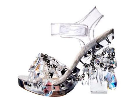 Prada Chandelier Shoes 15 Must See Shoes Pins Beautiful Shoes Evening Shoes And Princess Shoes