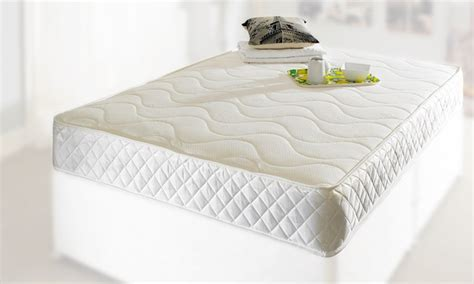1500 pocket memory foam mattress groupon goods