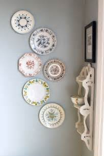 Hanging Wall Plates 17 Best Ideas About Hanging Plates On Plate