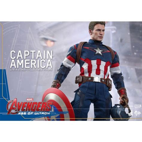Kaos 3d Soulpower Captain America toys 1 6th scale age of ultron captain america figure garden and toywiz malaysia
