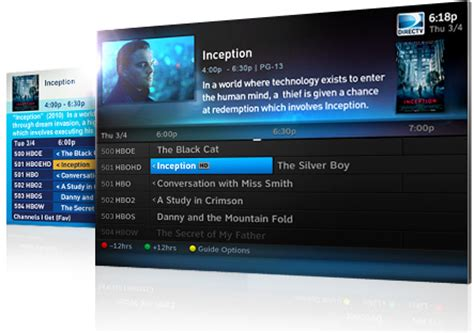 Unboxed Tv And Direct To Your Screen by Directv Hd On Screen Guide