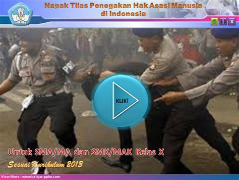 Napak Tilas Masyayikh Biografi Buku 2 napak tilas penegakan hak asasi manusia di indonesia belajar ppkn