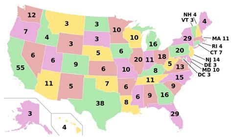 mapaor de elecciones usa 2016 cuatro claves de las elecciones presidenciales en los ee