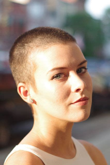 female crew cuts buzzcut haircut short hair advice