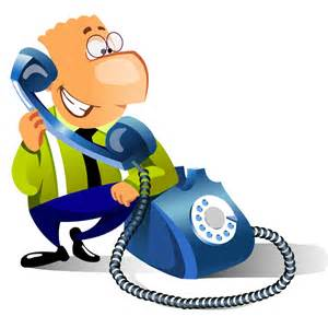 phone call cartoon bing images