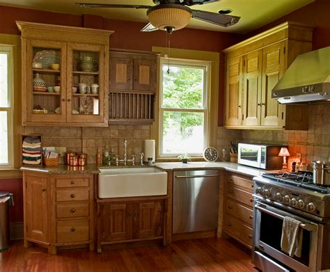 Mission Oak Kitchen Cabinets 20 Mission Style Kitchen Cabinets Quarter Sawn Oak New Kitchen Style