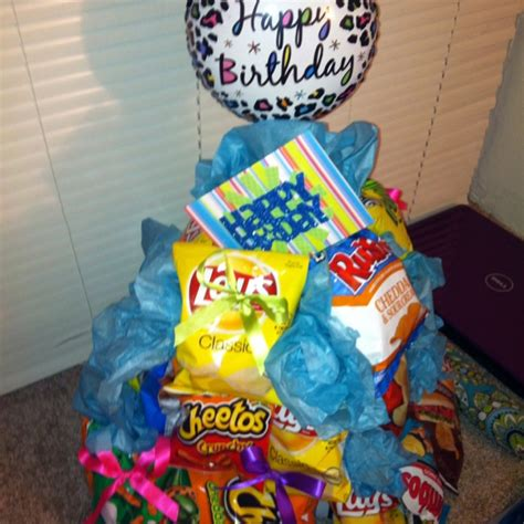 Gift Ideas For Potatoes by Potato Chip Cake Creative Gift Idea For Chip