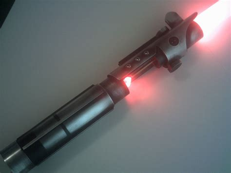 wars lightsaber replica lightsaber of the month starwars