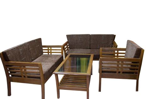 simple wood sofa wooden sofa set designs for small living room modern house