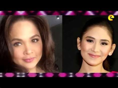 is it true that sarah geronimo is pregnant judy ann santos reacts to rumored pregnancy of sarah
