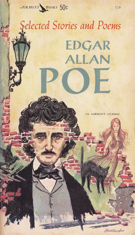 themes in edgar allan poe s stories selected stories and poems by edgar allan poe used books