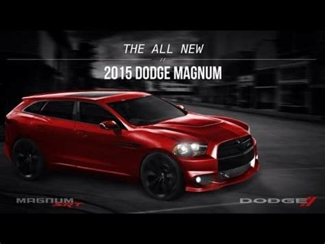 2015 dodge magnum: can chrysler/fiat bring it back