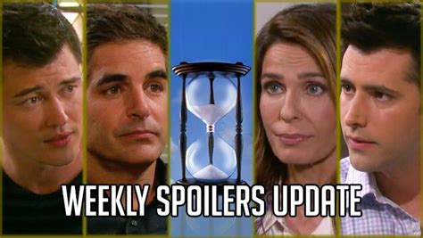 days of our lives cast updates and spoilers why true o days of our lives spoilers weekly update for october 2 6