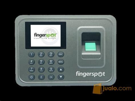 Absensi Sidik Jari Lx 20 absensi sidik jari fingerprint fingerspot livo 151