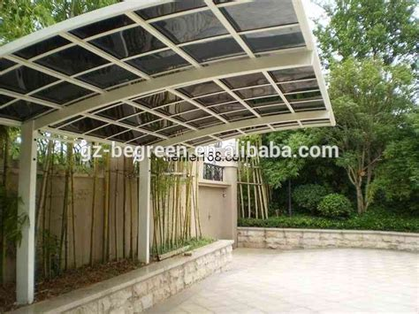 Removable Carports by 24 Fantastic Curved Roof Carports Pixelmari