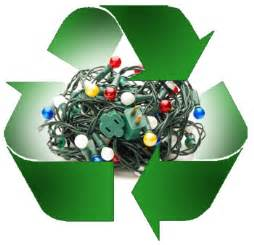 organize in your community to recycle inefficient