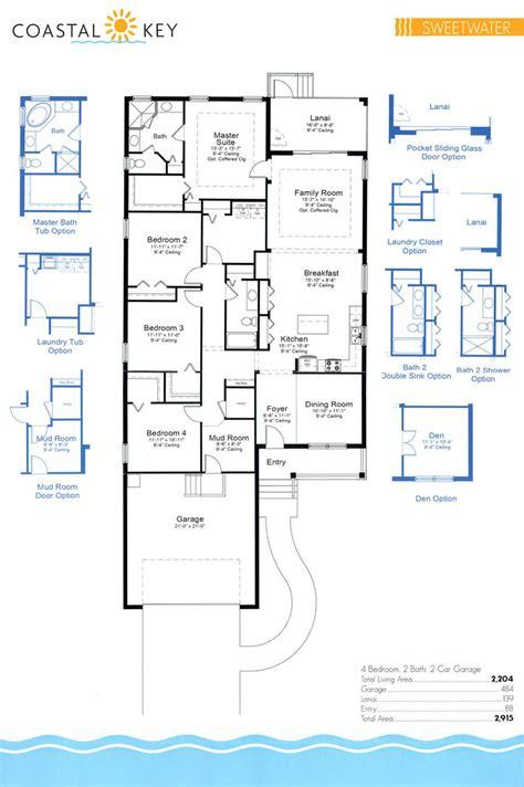 floor plan key coastal key floor plans