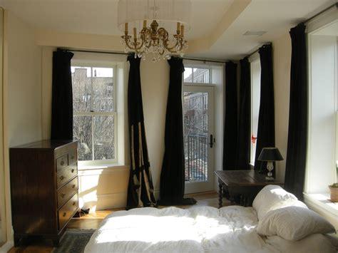 redbrickbuilding master bedroom curtains