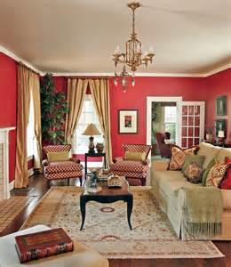 Red Living Room by Red Living Rooms Design Ideas Decorations Photos
