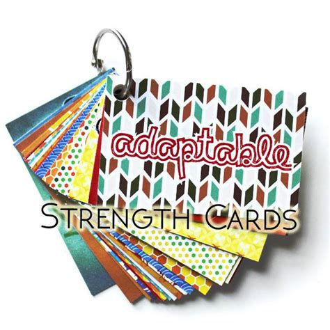Strength Cards Free