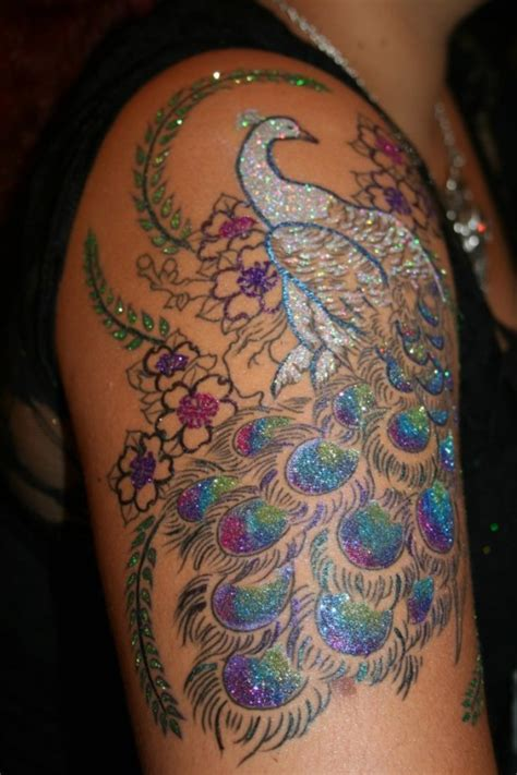 hire tatattack glitter tattoos henna tattoo artist in