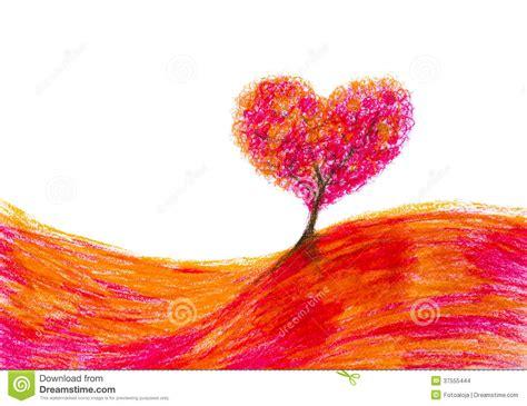corazones rayados imagenes de archivo imagen 31017594 coraz 243 n de la forma del 225 rbol del paisaje imagenes de