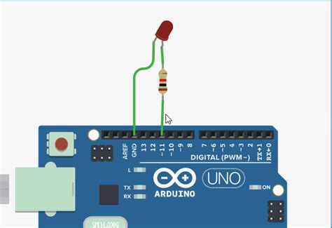 arduino digital output resistor ebook basics arduino