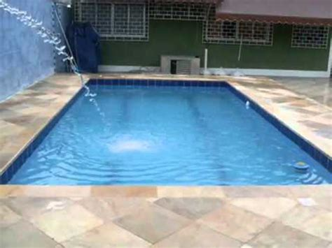 piscina de azulejo youtube