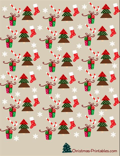printable wrapping paper pdf printable christmas wrapper new calendar template site