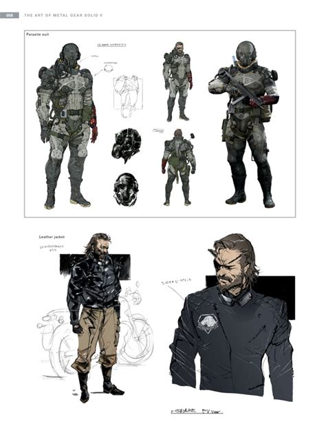 Metal Gear Solid V Metal Gearsolid Concept Iphone All Hp the of metal gear solid v hc profile