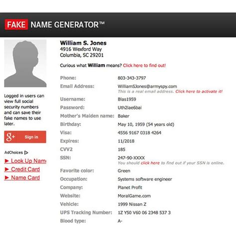 funny fake names 19 useful websites you didn t know existed gallery