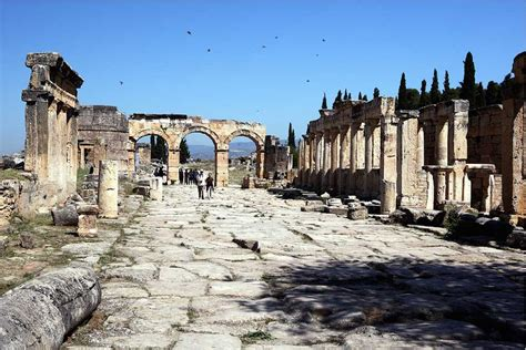 cotton castle hierapolis and cotton castle tour maker turkey