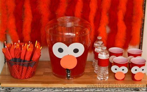 Elmo Birthday Party Ideas for the Budget Conscious Parent