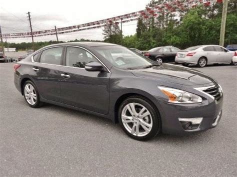 nissan altima in metallic slate kbc from 2013 2013 20