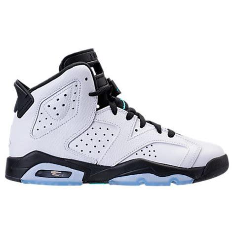 translucent basketball shoes boys grade school air retro 6 basketball shoes