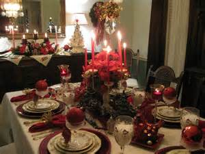 tablescapes by diane christmas past tablescape