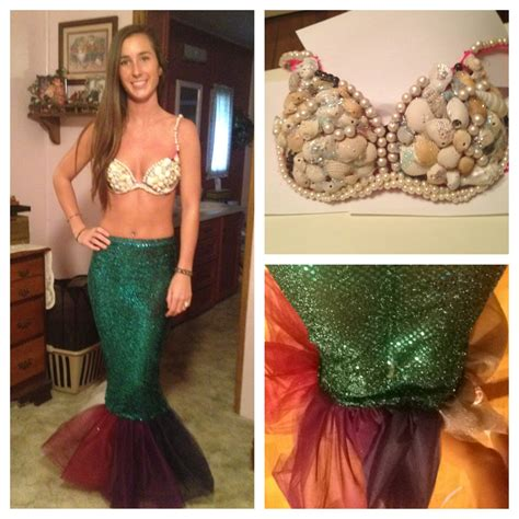 Handmade Mermaid Costume - mermaid costume mermiadcostume take