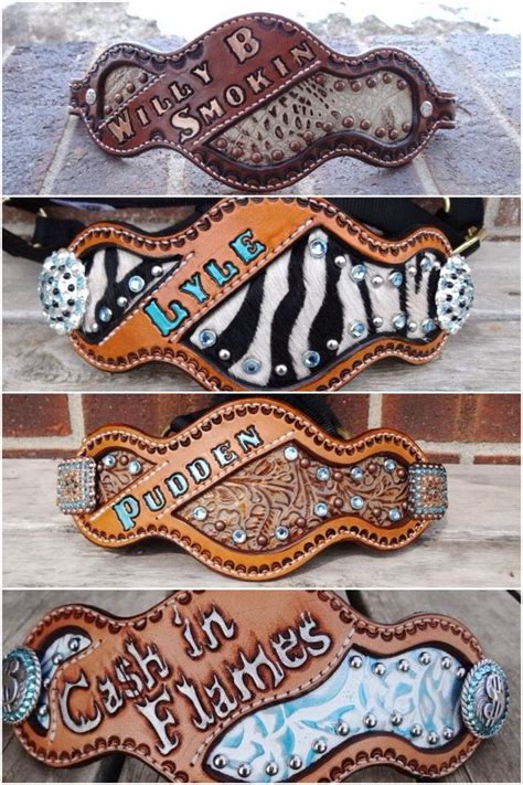 bronc halter noseband template 72 best halters images on halters
