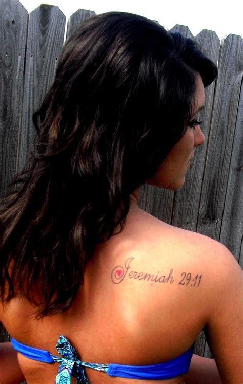 jeremiah 29 11 tattoo 83 best images about future 1st ideas on