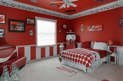 coca cola bedroom the sweet escape vacation rental coca cola bedroom