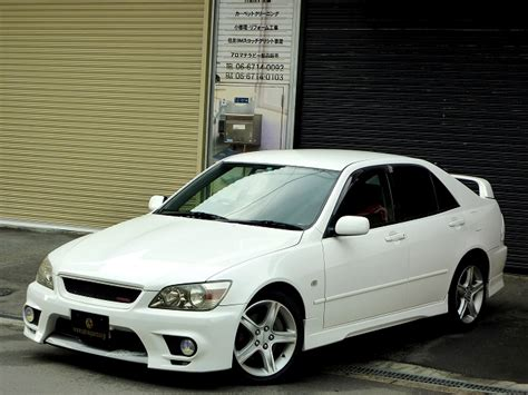 Toyota Altezza Rs 200 Toyota Altezza Rs200 Z Edition 6speed M T