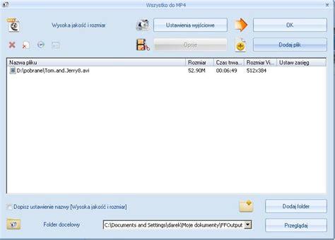 format factory windows xp 32 bit konwertowanie film 243 w pobierz darmowe programy